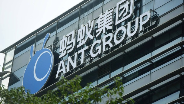 Peking pfeift Ant Financial zurück