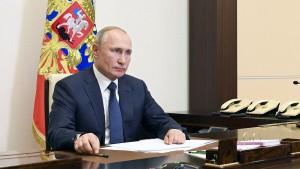 Putins Paraderolle