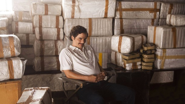 Escobar-Neffe findet fast 18 Millionen Dollar in Hauswand