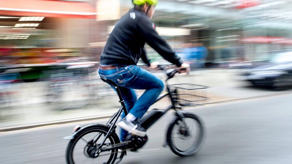 Im Trend: Das E-Bike ist als modernes Fortbewegungsmittel beliebt.