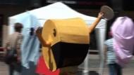 Pacman feiert Geburtstag