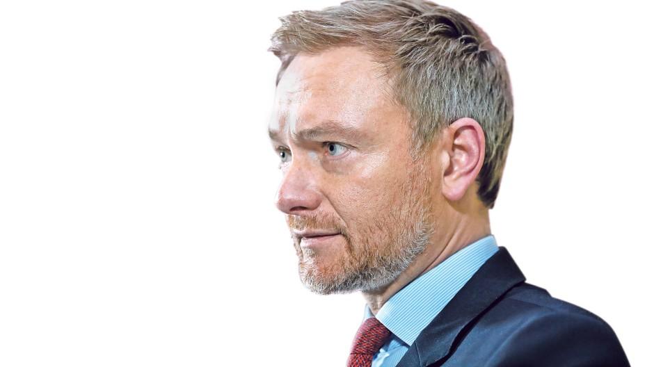 Parteichef Christian Lindner