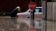 Schwere Stürme in Kalifornien
