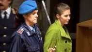 Lange Haftstrafe für Amanda Knox