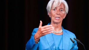Zustimmung für Lagarde