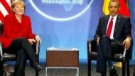 Obama lobt Atom-Gipfel