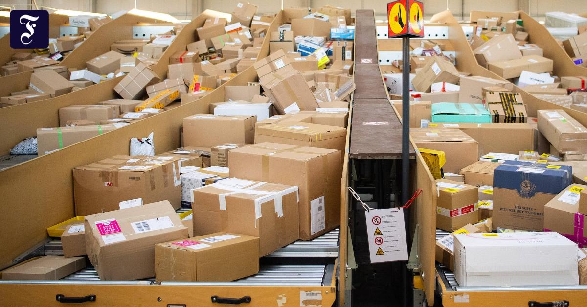 Freude und Leid: Paketflut in Corona-Zeiten