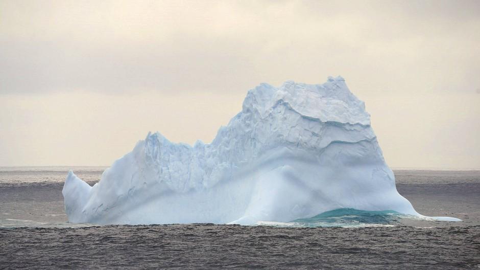 Erstmals über 20 Grad in der Antarktis gemessen