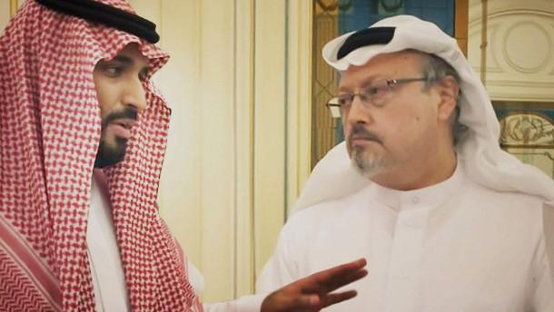 Strafanzeige gegen Saudi-Kronprinz