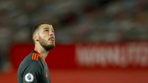 Saison-Fehlstart für Manchester United