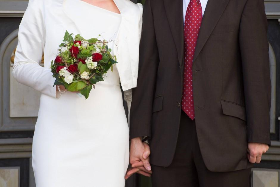 Die Hochzeit soll der schönste Tag im Leben sein: Bis dahin sind viele Hürden zu überwinden (Symbolbild).