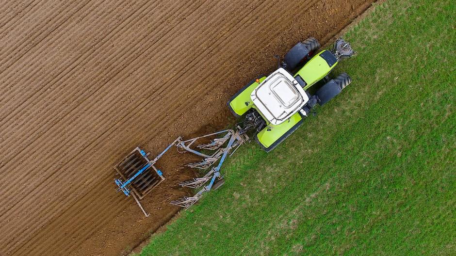 Traditionell ist die Agrarpolitik einer der größten Blöcke im Haushalt.