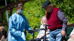 Hessen hebt Besuchsbeschränkungen für Alten- und Pflegeheime auf