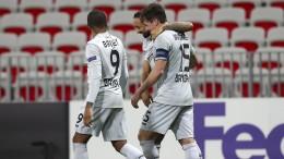 Leverkusen zieht in die nächste Runde ein