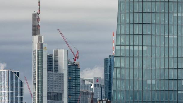 Deutschlands Banken erwarten Großeinsatz der EZB