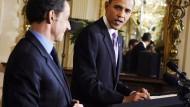 Obama: Bald Sanktionen gegen Iran