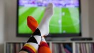 Mit Freunden oder privat? Wie lässt sich die WM am besten schauen?