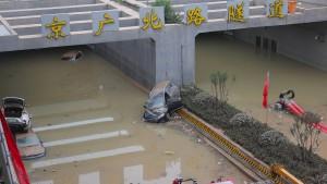 Zahl der Toten in China steigt