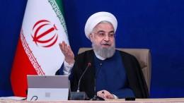 Rohani optimistisch über Wiederbelebung von Atomabkommen
