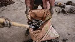 An Kongo führt kein Weg vorbei