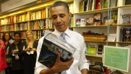 Nein, dieses Star-Wars-Buch steht nicht auf Obamas aktueller Leseliste. Dafür aber fünf andere Titel.