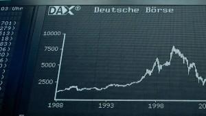 Krisen eignen sich für den Aktienkauf