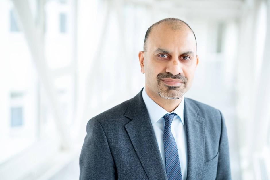 Joybrato Mukherjee ist der neue Präsident des Deutschen Akademischen Austauschdienstes.