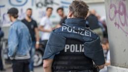 Polizei identifiziert 50 Tatverdächtige vom Schlossgrabenfest