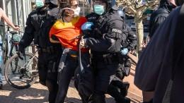Schlechte Zeiten für Demonstranten