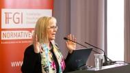 Ethnologin Susanne Schröter warnt vor dem politischen Islam.