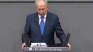 Bundestag gedenkt Opfer des Nationalsozialismus