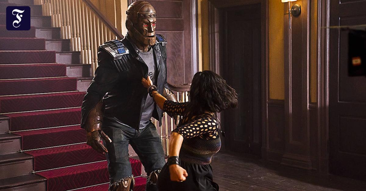 "Antihelden mit Superkräften: Neue Amazon-Serie ""Doom Patrol"""