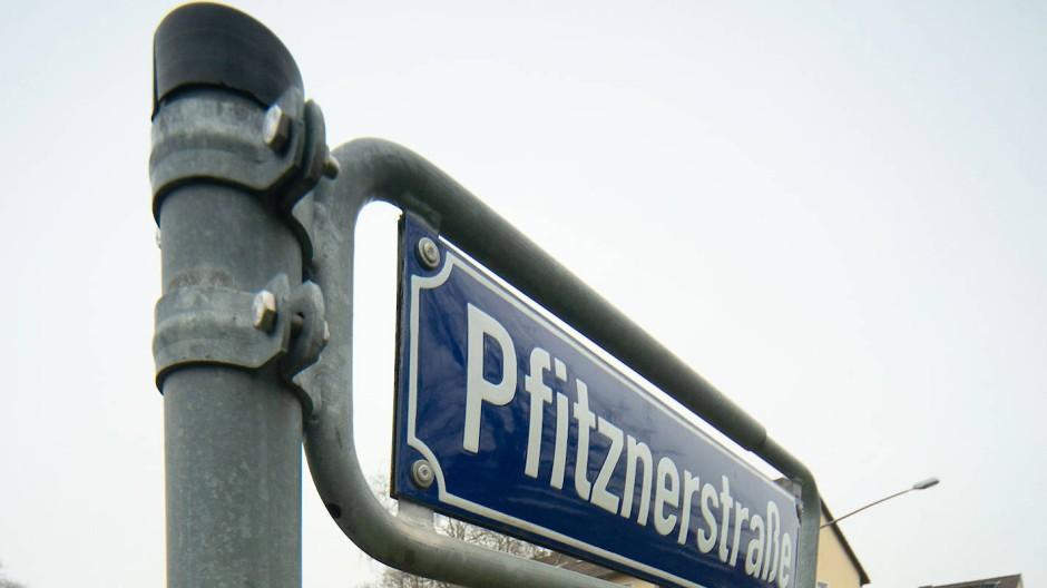 Holocaustbefürworter: Kontroverse um die Pfitznerstraße in Wiesbaden.