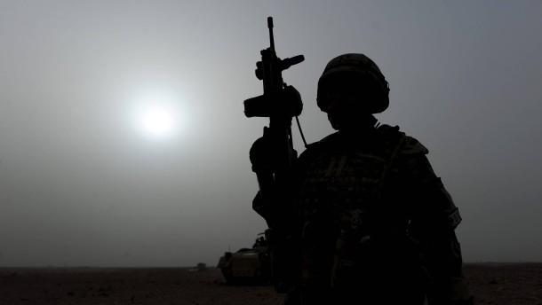 Immer mehr traumatisierte Soldaten in Behandlung