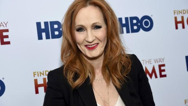 J.K. Rowling und die Transfrauen