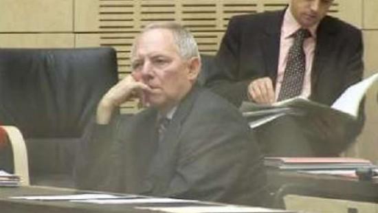 Bescherung für Schäuble noch vor Weihnachten?