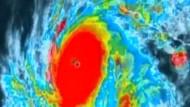 "Hurrikan ""Rick"" rast auf Mexiko zu"