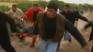 Palästinenser bei Feuergefecht getötet