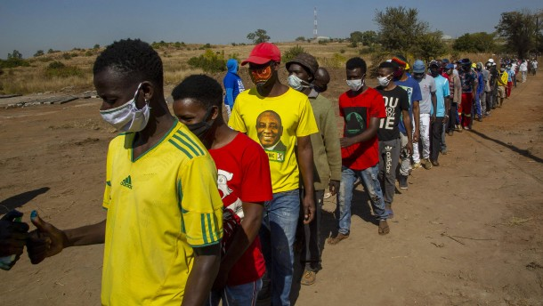 Zweifel an offiziellen Zahlen in Südafrika