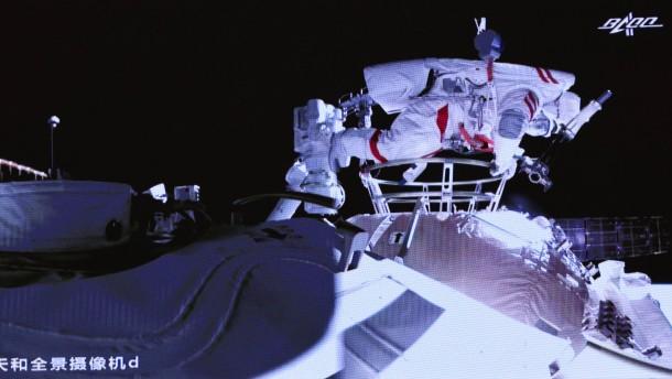 Ein nächster großer Schritt für Chinas Raumfahrt
