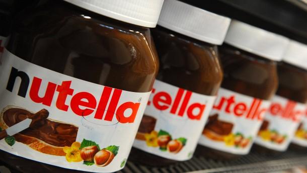 Happy Birthday, Nutella!