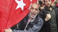 Scharfe Proteste gegen Israels Einsatz