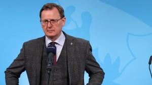CDU-Generalsekretär hält Ramelow für weitere Corona-Gipfel für ungeeignet