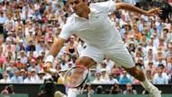 Federer begeistert Fans