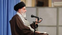 Iranische Regierung warnt Demonstranten vor Gewalt