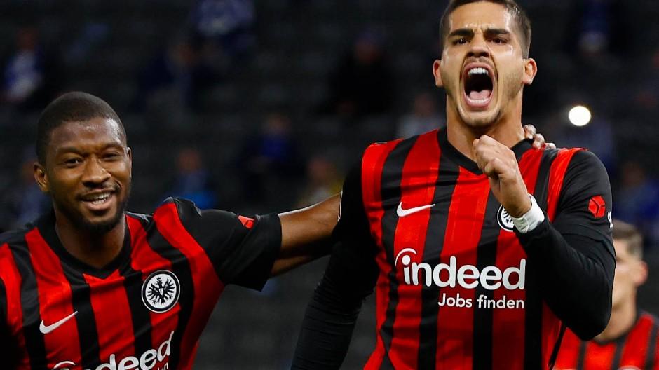 Hat sich noch längst nicht satt geschossen: Andre Silva
