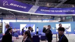 Boeing zieht im Januar keine neuen Aufträge an Land