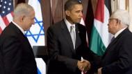 Skepsis im Nahen Osten