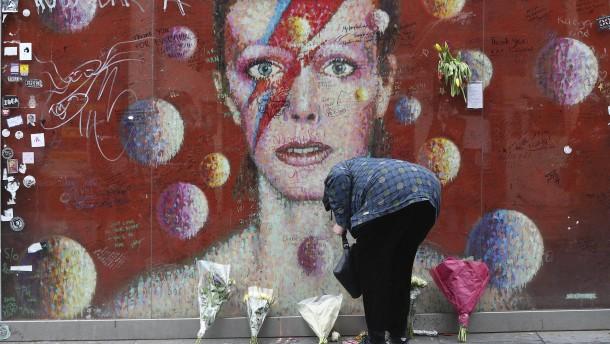 Ist die Zeit reif für eine David-Bowie-Straße?