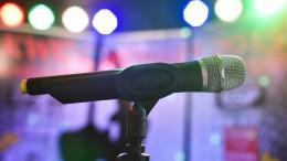 Zoll findet Drogen in Karaokemaschine